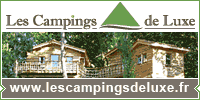 Glampings et campings de charme AQUITAINE